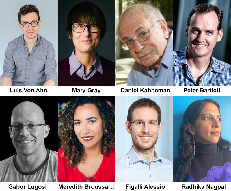 NeurIPS 2021 Speakers